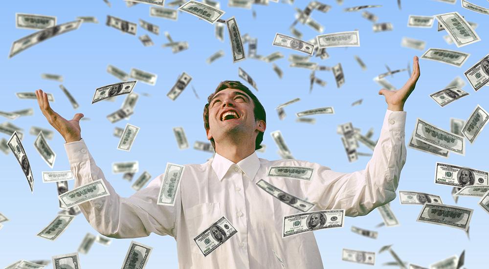 Случайно стал миллионером: 5 историй счастливчиков.