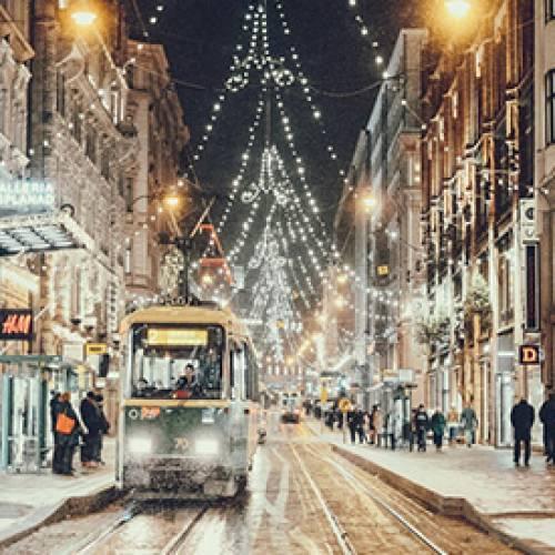 Вихідні на новорічні свята 2020 в Україні: де і як бюджетно відпочити