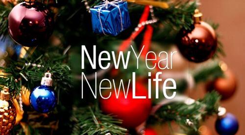 Новий рік: як почати нове життя за 8 кроків